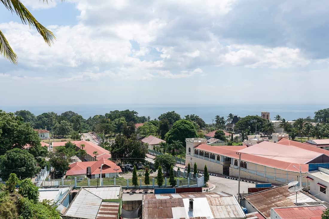 Baucau old town, East Timor