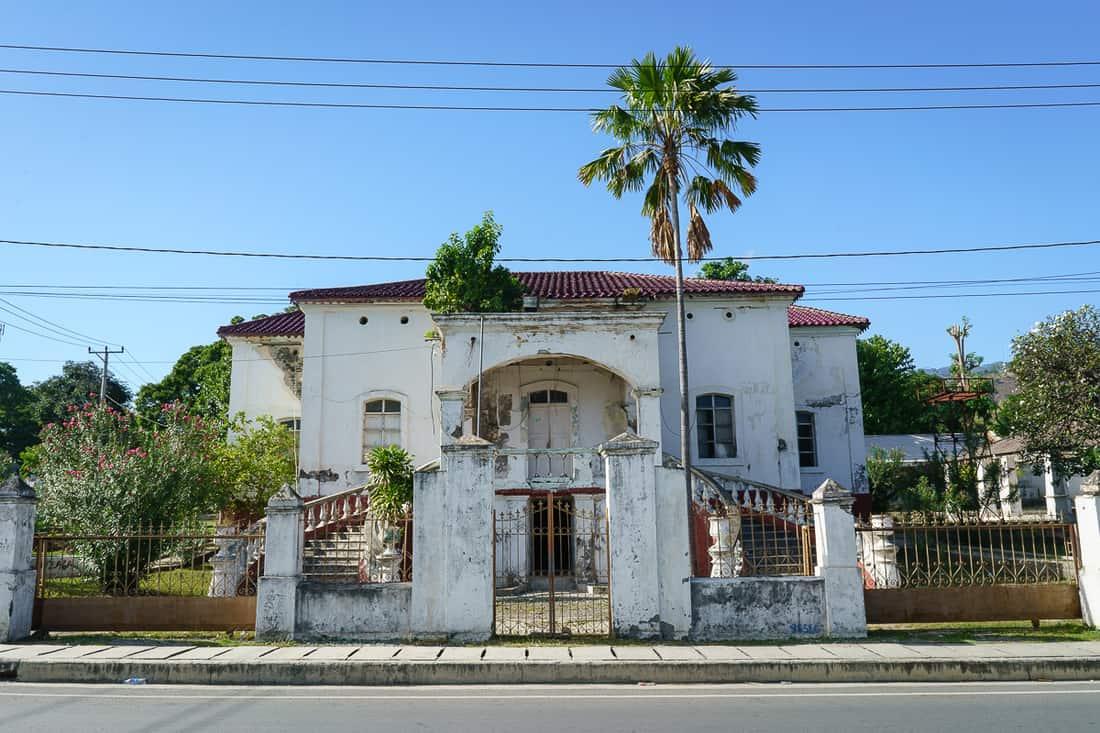 Liquica Portuguese colonial architecture, East Timor