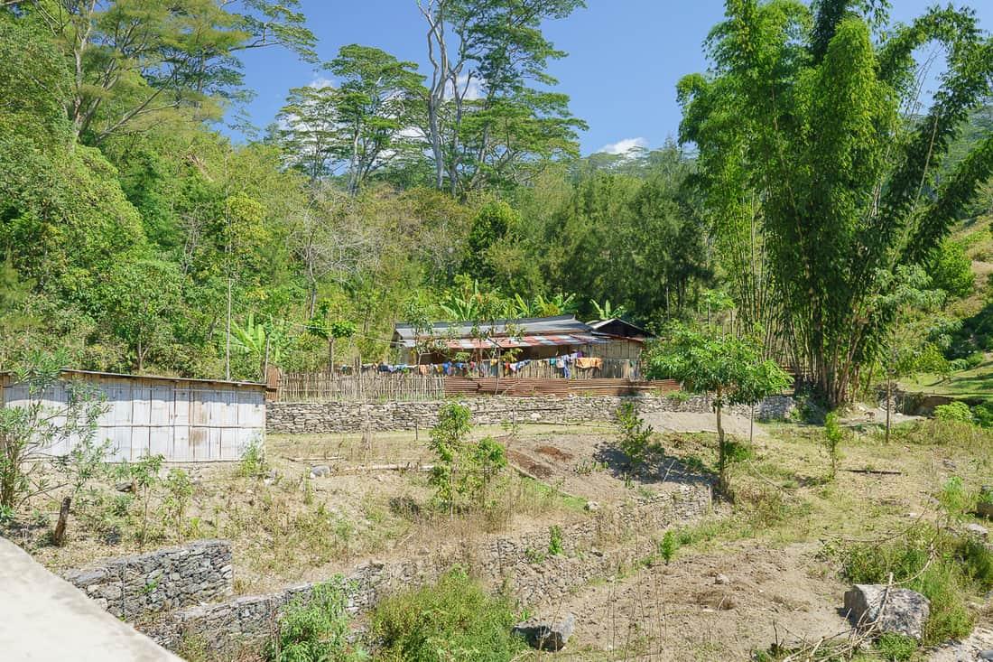 Near Ermera, East Timor
